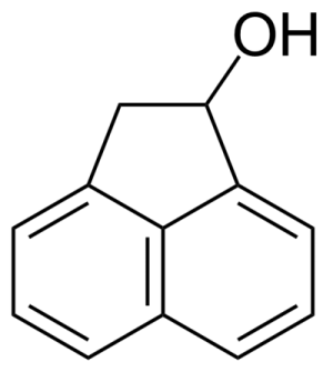 Structure of 1-Acenaphthenol