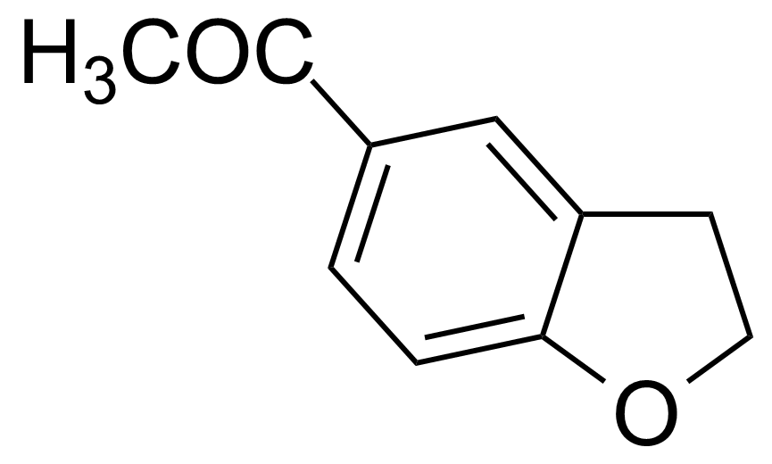 Structure of 5-Acetyl-2,3-dihydrobenzo[b]furan