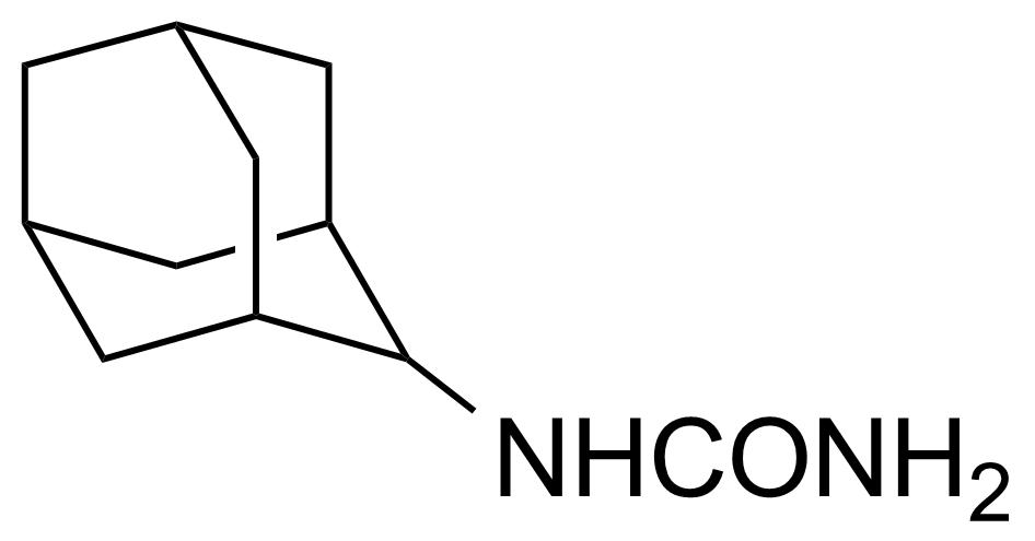 Structure of N-(1-Adamantyl)-urea