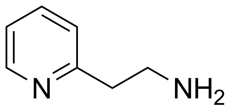 Structure of 2-(2-Aminoethyl)pyridine