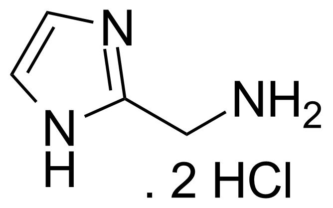Structure of 2-Aminomethylimidazole dihydrochloride