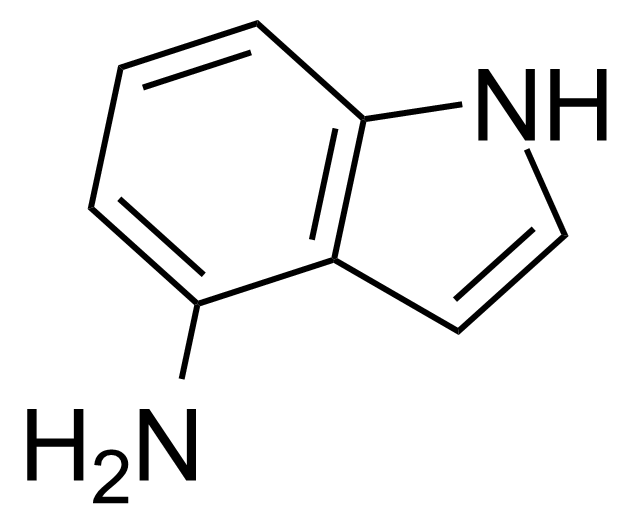 Structure of 4-Aminoindole