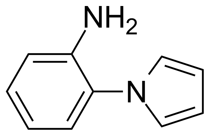 Structure of 1-(2-Aminophenyl)-1H-pyrrole