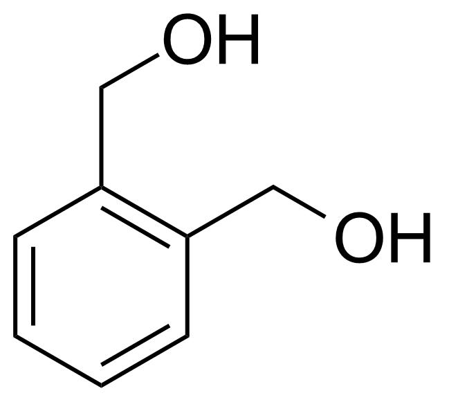 Structure of 1,2-Benzenedimethanol