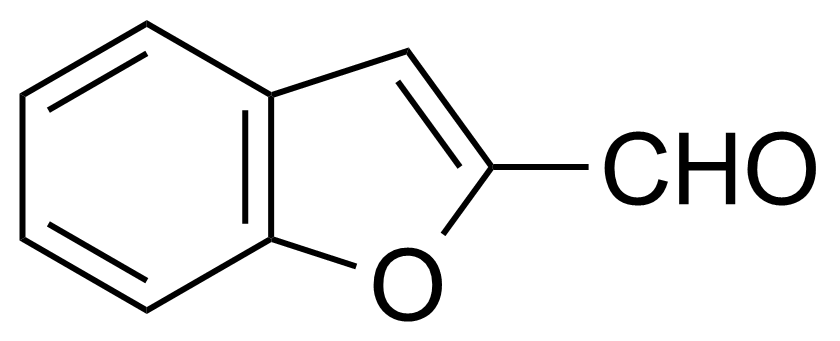 Structure of Benzofuran-2-carboxaldehyde