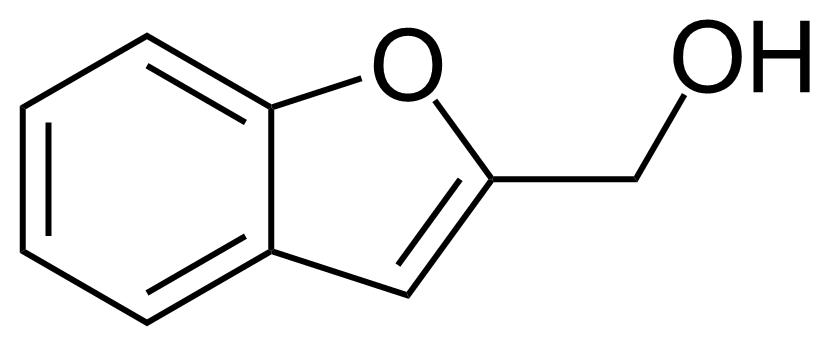 Structure of Benzofuran-2-methanol