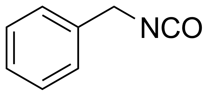 Structure of Benzyl isocyanate
