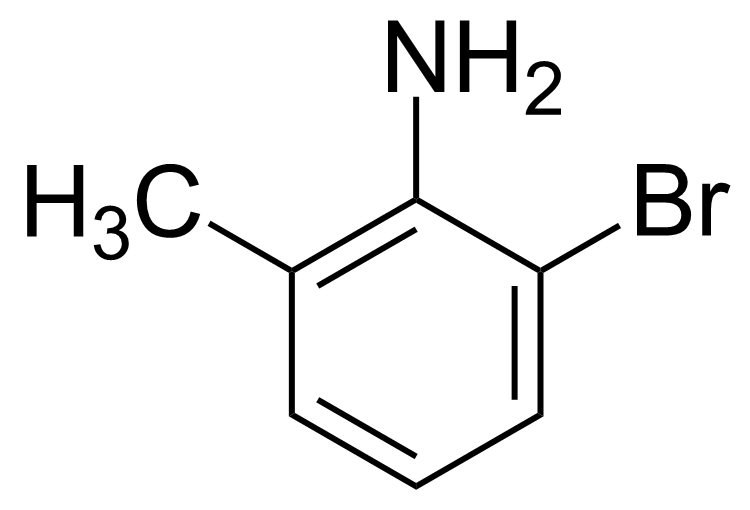 Structure of 2-Bromo-6-methylaniline