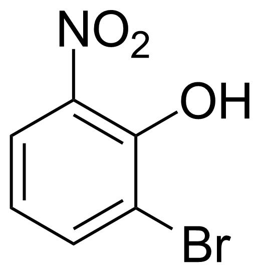 Structure of 2-Bromo-6-nitrophenol
