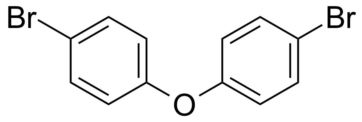 Structure of Bis(4-bromophenyl) ether