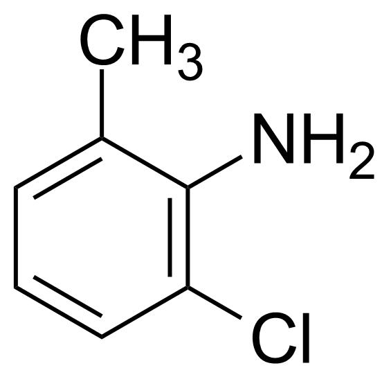 Structure of 2-Chloro-6-methylaniline