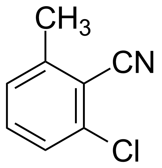 Structure of 2-Chloro-6-methylbenzonitrile