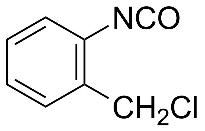 Structure of 2-(Chloromethyl)phenyl isocyanate