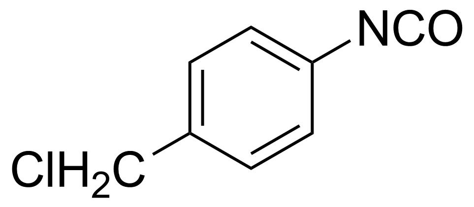 Structure of 4-(Chloromethyl)phenyl isocyanate