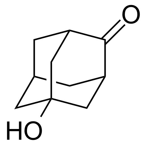 Structure of 5-Hydroxy-2-adamantanone
