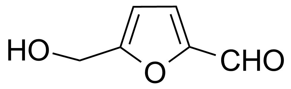 Structure of 5-Hydroxymethyl-2-furaldehyde