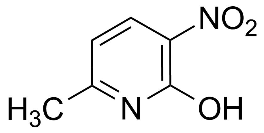 Structure of 2-Hydroxy-6-methyl-3-nitropyridine