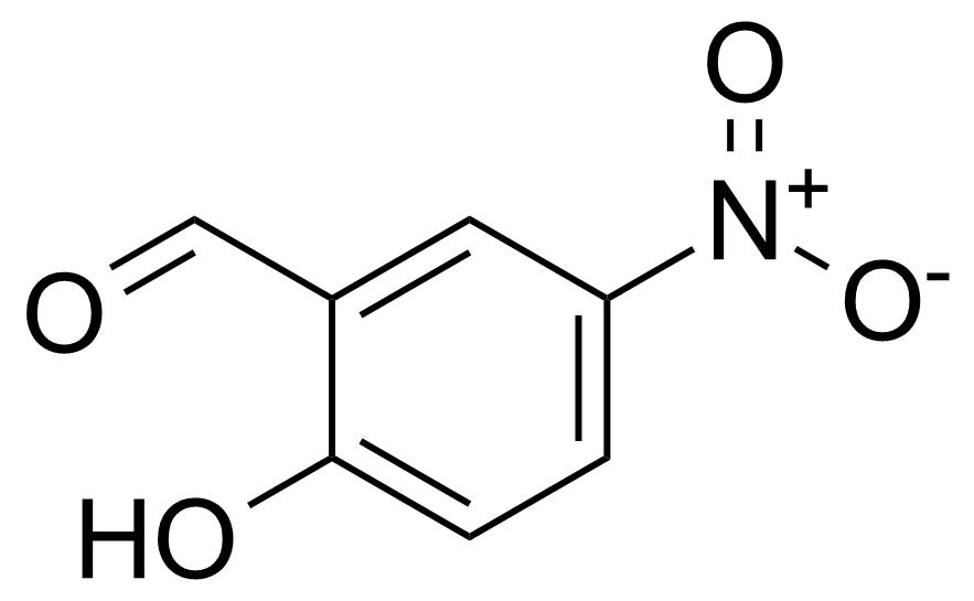 Structure of 2-Hydroxy-5-nitrobenzaldehyde