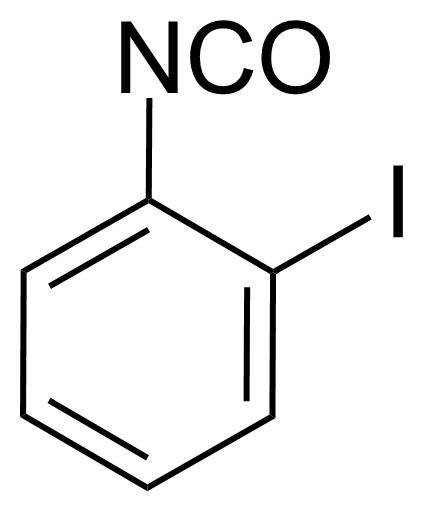 Structure of 2-Iodophenyl isocyanate