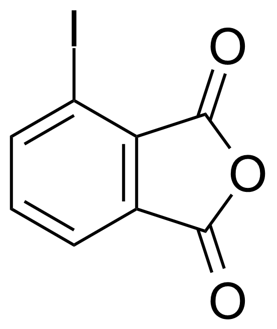 Structure of 3-Iodophthalic anhydride