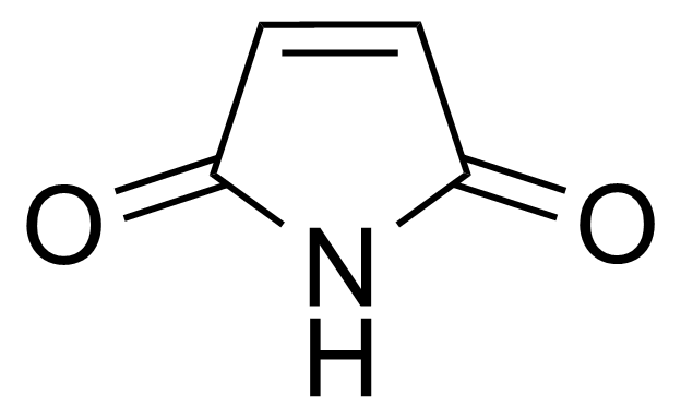 Structure of Maleimide