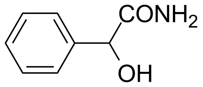 Structure of DL-Mandelamide