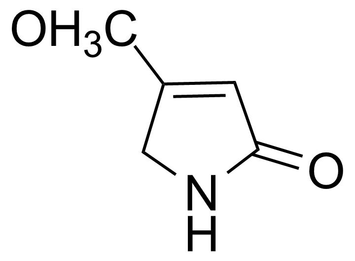 Structure of 4-Methoxy-3-pyrrolin-2-one