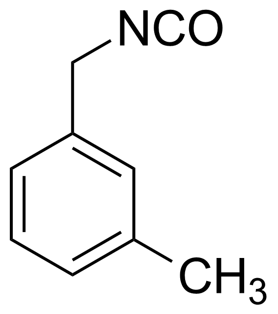 Structure of 3-Methylbenzyl isocyanate