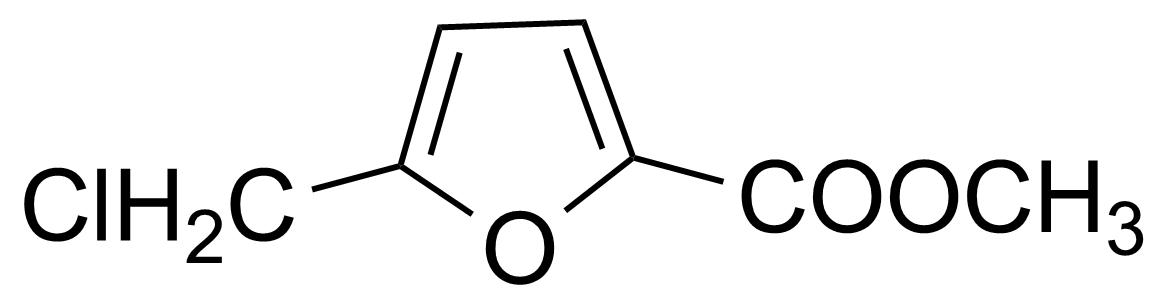 Structure of Methyl 5-(chloromethyl)-2-furoate