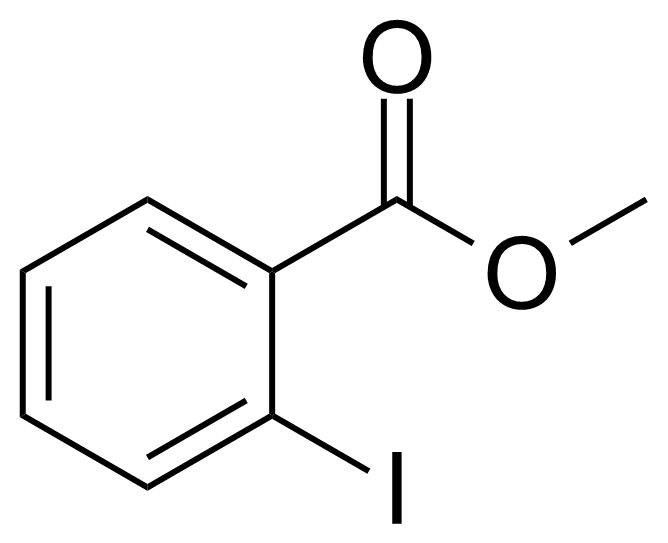 Structure of Methyl 2-iodobenzoate