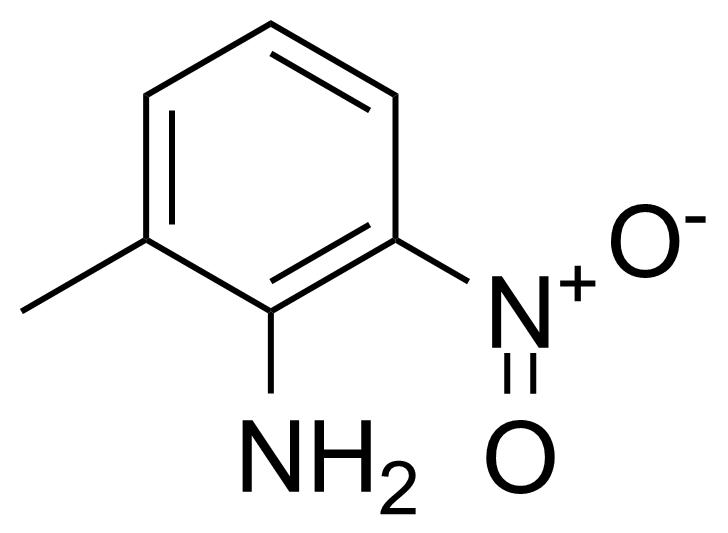 Structure of 2-Methyl-6-nitroaniline