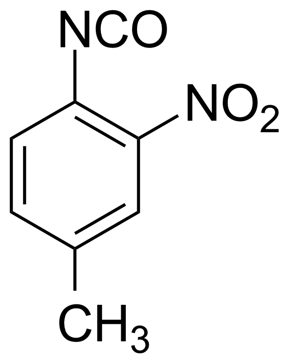 Structure of 4-Methyl-2-nitrophenyl isocyanate