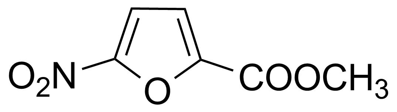 Structure of Methyl 5-nitro-2-furoate