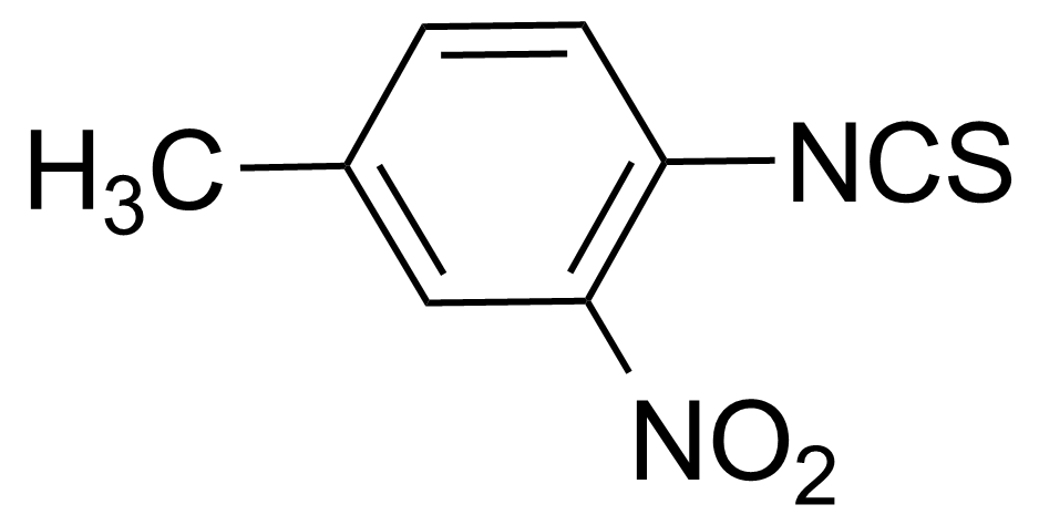 Structure of 4-Methyl-2-nitrophenyl isothiocyanate