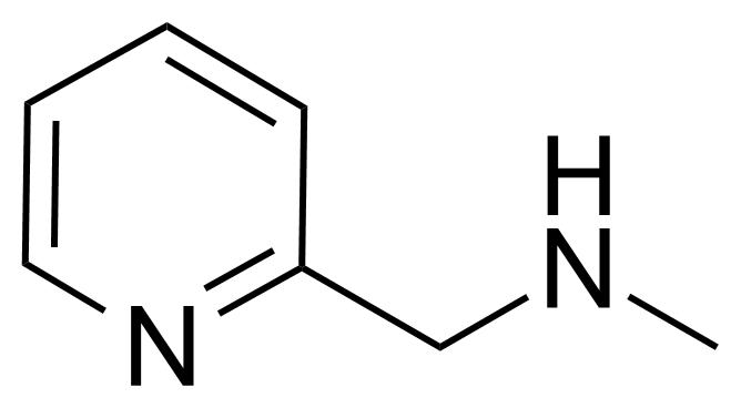 Structure of (2-Methylaminomethyl)pyridine