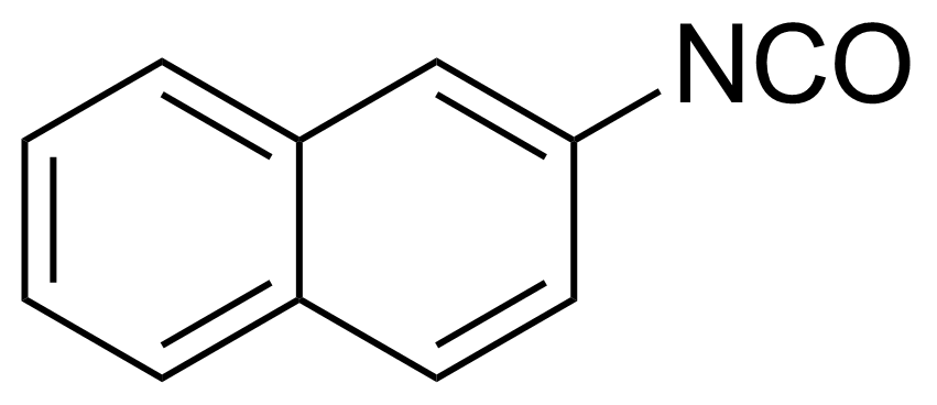 Structure of 2-Naphthyl isocyanate