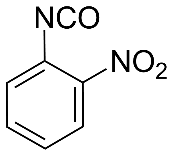 Structure of 2-Nitrophenyl isocyanate