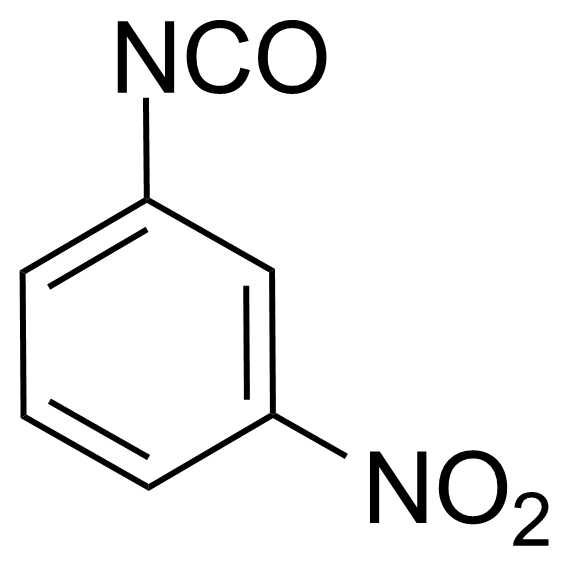 Structure of 3-Nitrophenyl isocyanate
