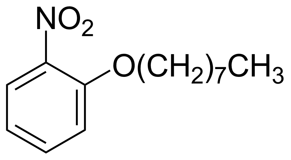 Structure of 2-Nitrophenyl octyl ether