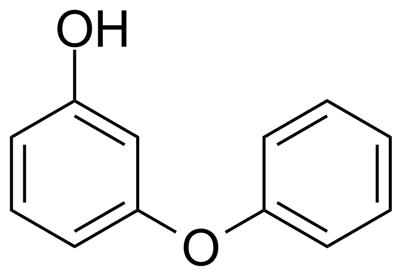 Structure of 3-Phenoxyphenol