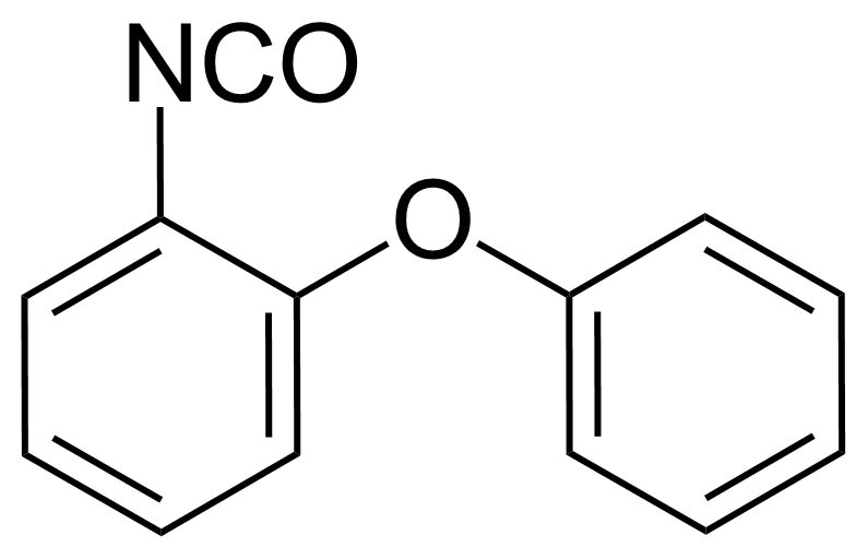 Structure of 2-Phenoxyphenyl isocyanate