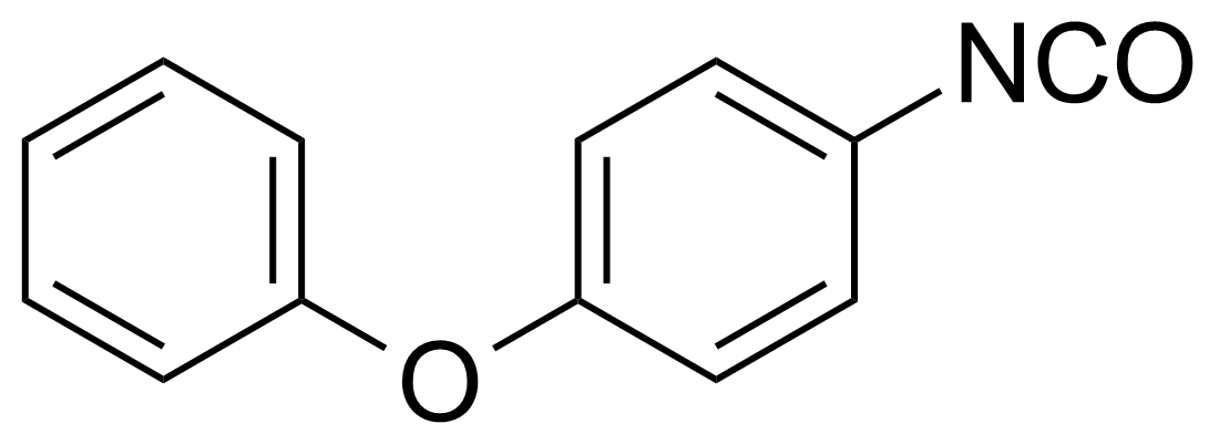 Structure of 4-Phenoxyphenyl isocyanate