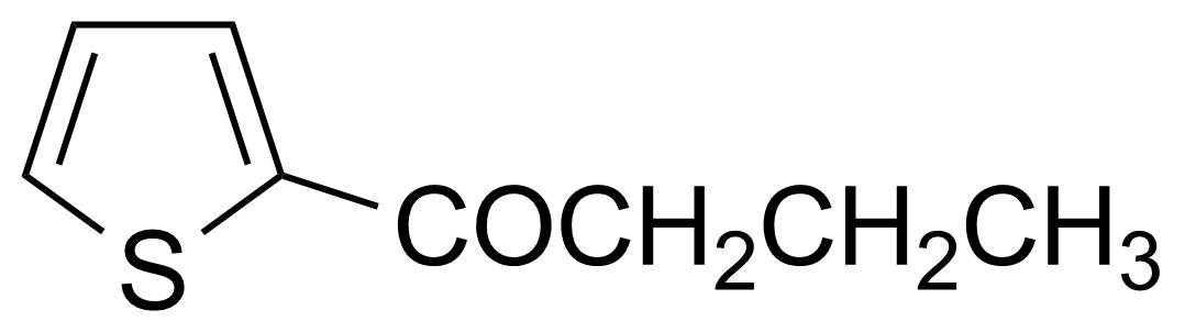 Structure of 1-(2-Thienyl)-1-butanone
