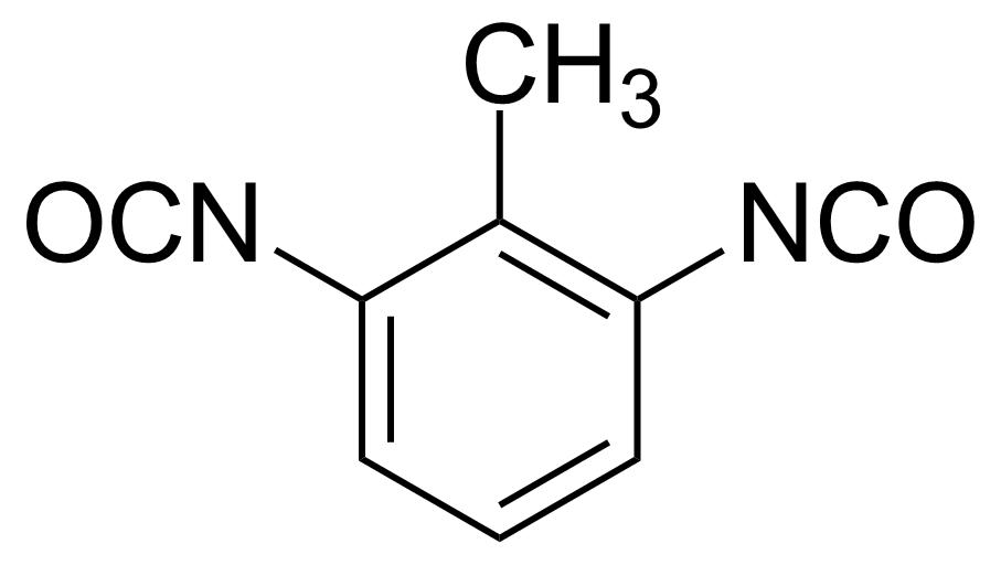 Structure of Toluene-2,6-diisocyanate