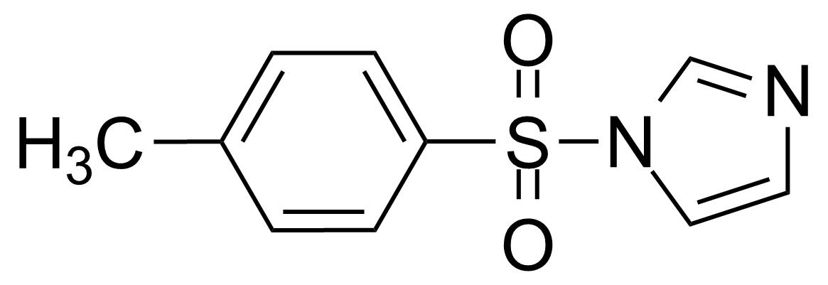Structure of 1-(p-Toluenesulfonyl)imidazole