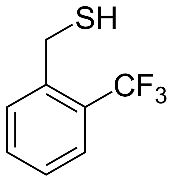 Structure of 2-(Trifluoromethyl)phenylmethanethiol