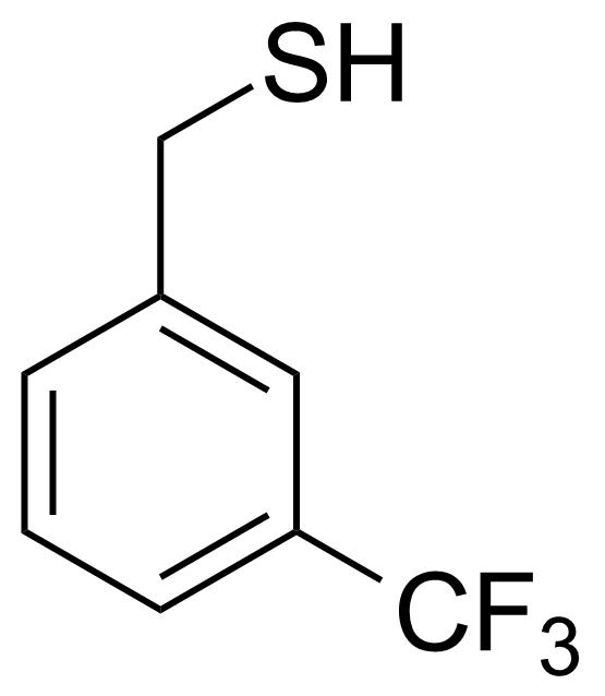 Structure of 3-(Trifluoromethyl)phenylmethanethiol
