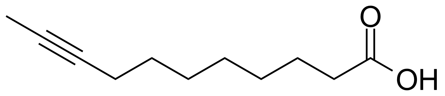 Structure of 9-Undecynoic acid