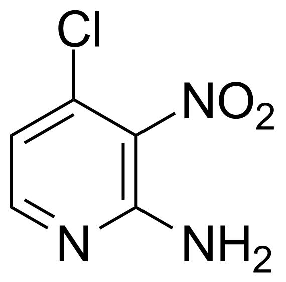 Structure of 2-Amino-4-chloro-3-nitropyridine