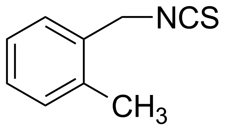Structure of 2-Methylbenzyl isothiocyanate